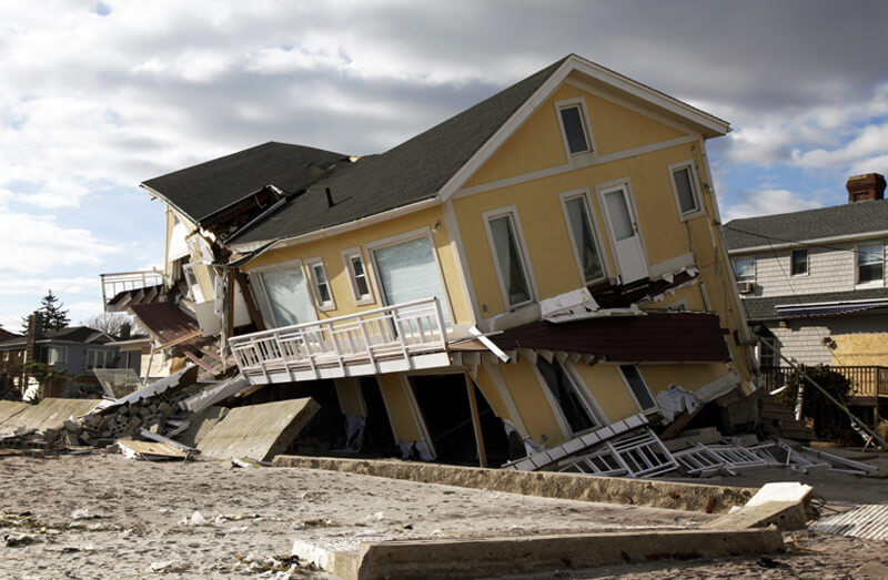 Desastre inundacion